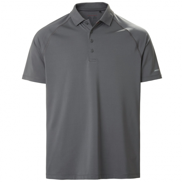 Evolution short sleeve polo 2.0 Grey