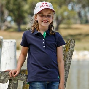Youth Corporate Uniform Kids Tops