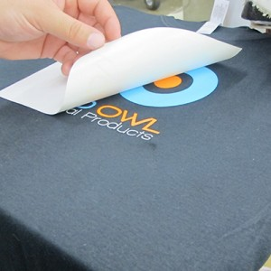 Heat transfer logo