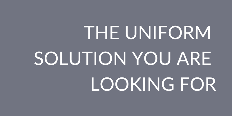 The Uniform Solution you are looking for